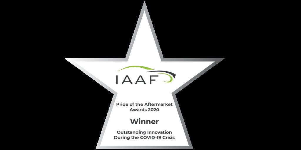 IAAF award 2020